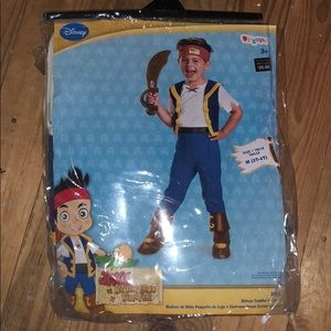 Other - Jake and the neverland pirates costume